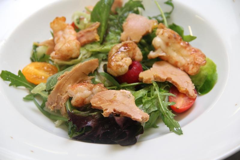 salade-de-langoustine-et-foie-gras-1