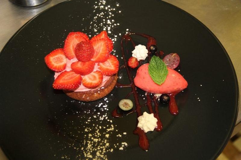 tarte-amandine-aux-fraises